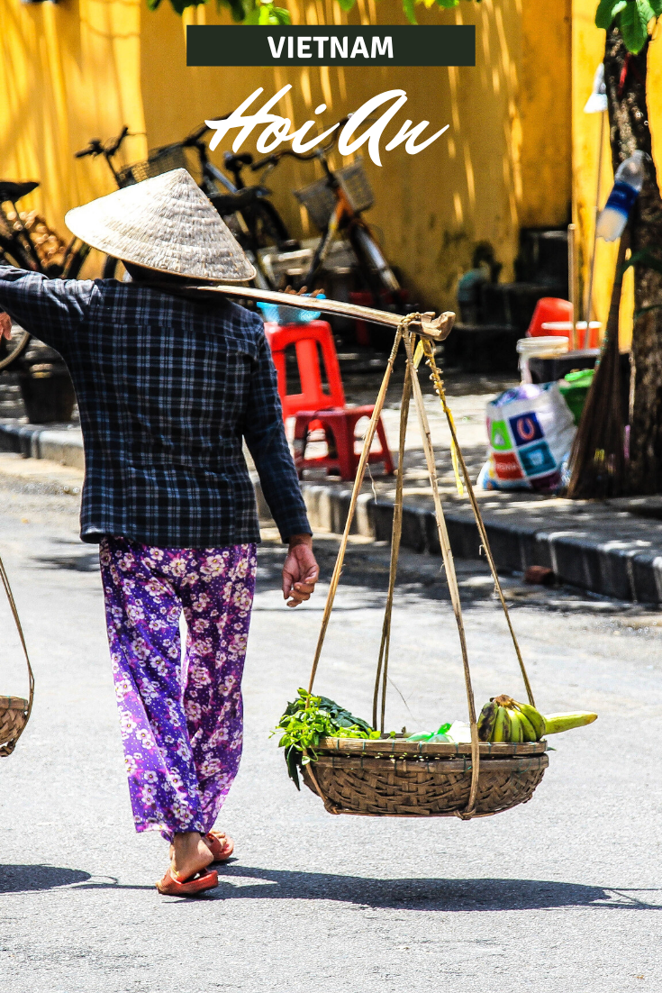 Things to See in Hoi An Vietnam Pin