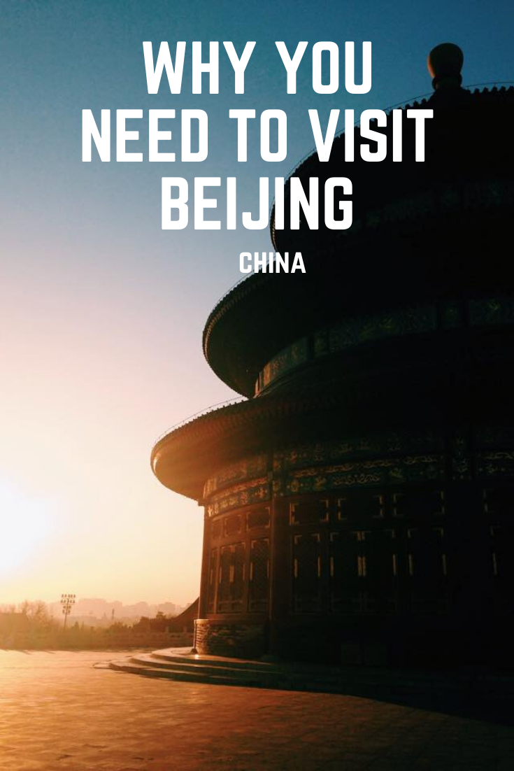 beijing itinerary travel