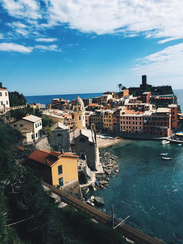 One Day Cinque Terre Itinerary: Vernazza