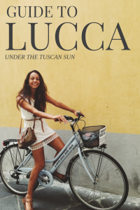 A guide to visiting Lucca, Italy