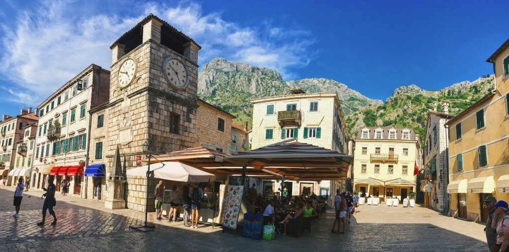 The Great Montenegro Tour - Old Town