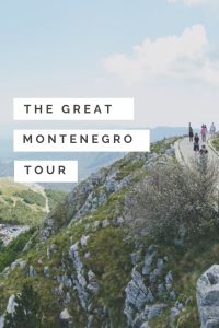 The Great Montenegro Tour
