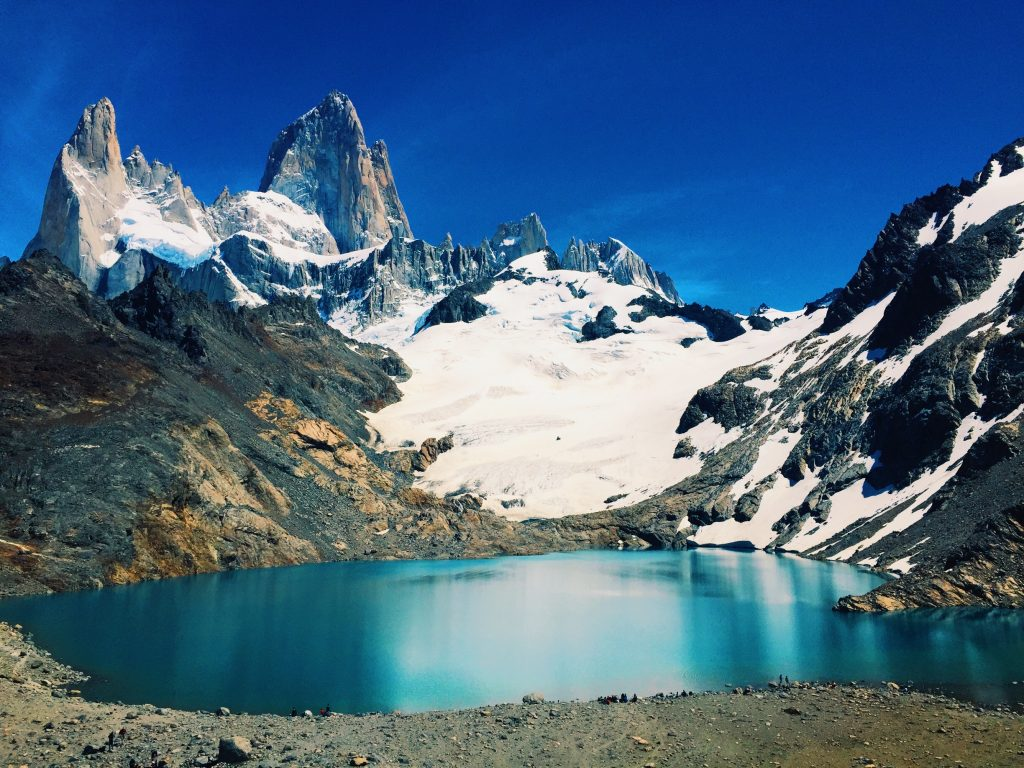 Hiking in Patagonia - El Chalten - Mt Fitz Roy
