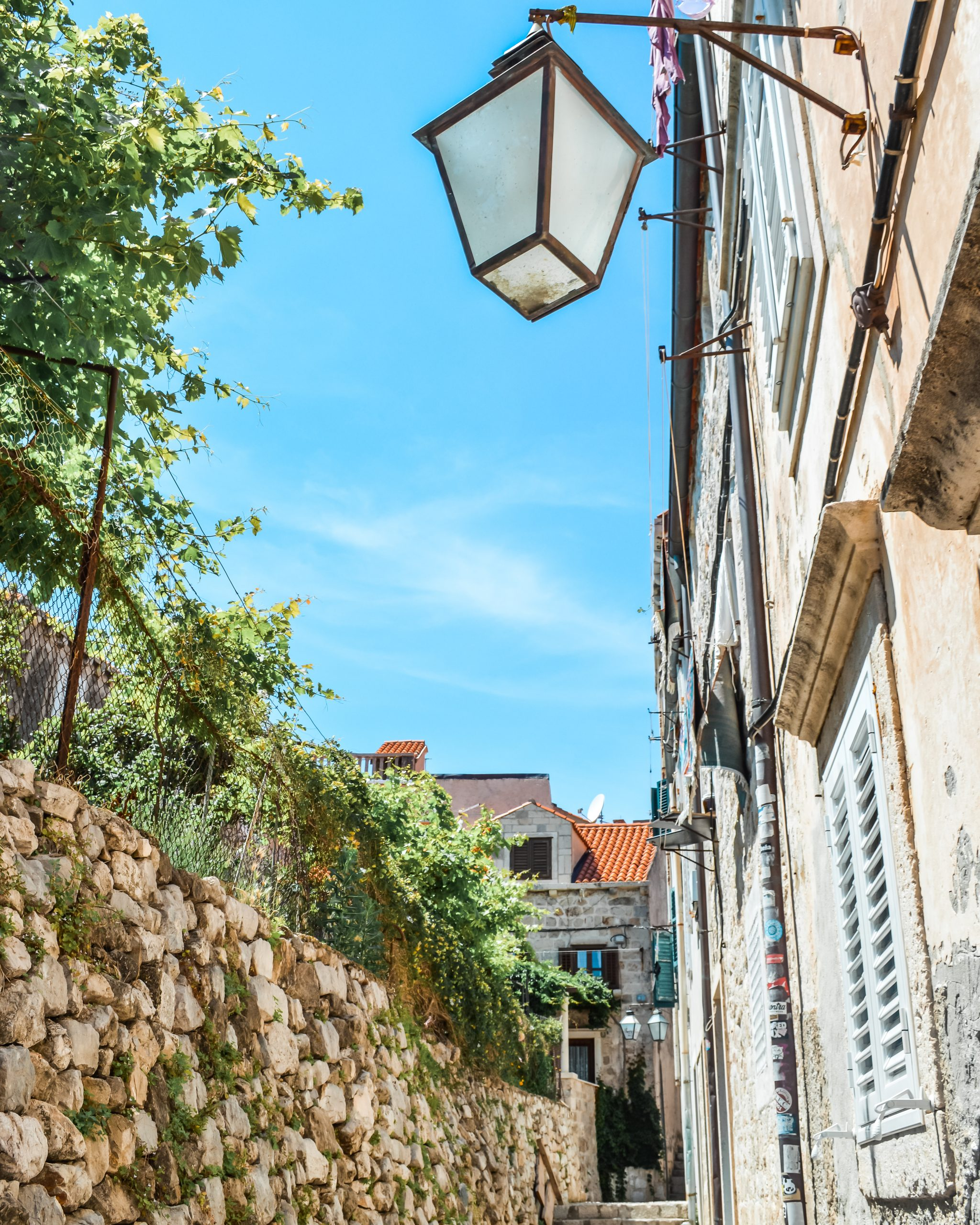 picture perfect streets of old town dubrovnik
