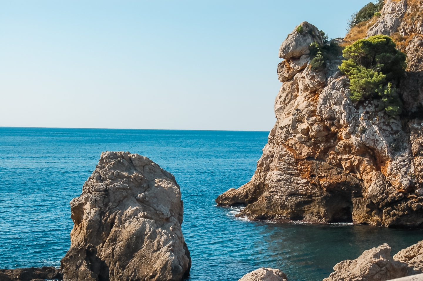 the best swimming spots in dubrovnik