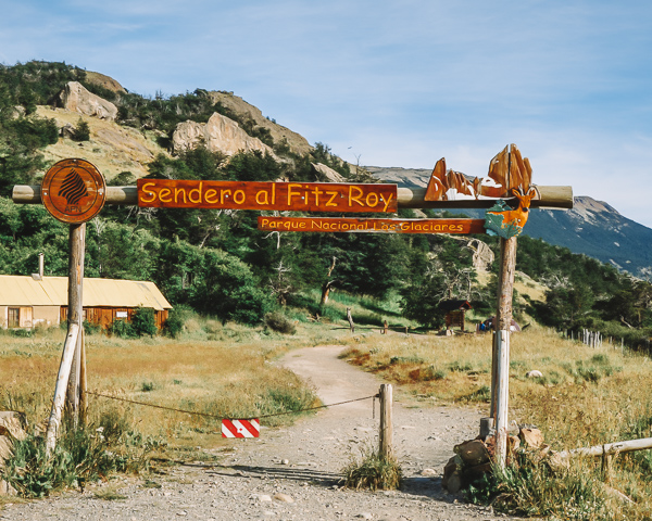 hikes in el chalten patagonia itinerary