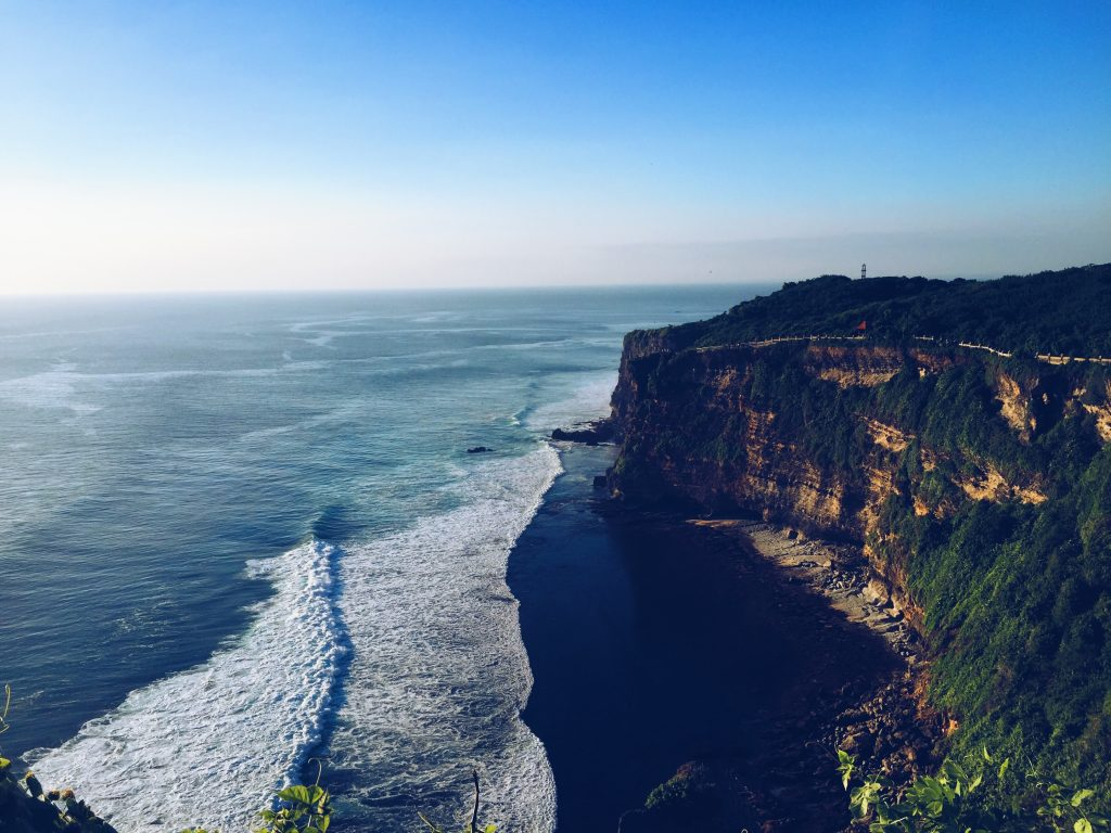 Top Spots in Uluwatu - Sunset at Uluwatu Temple