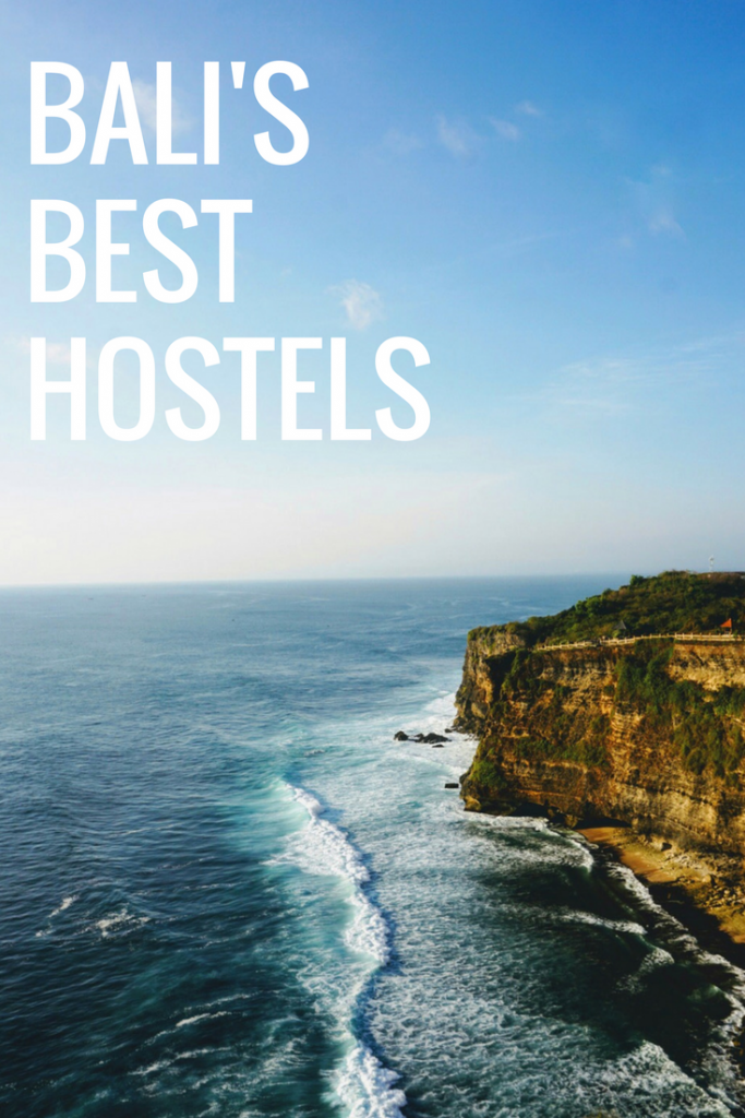 Best Hostels in Bali - Canggu, Ubud, and Uluwatu - Where to Stay