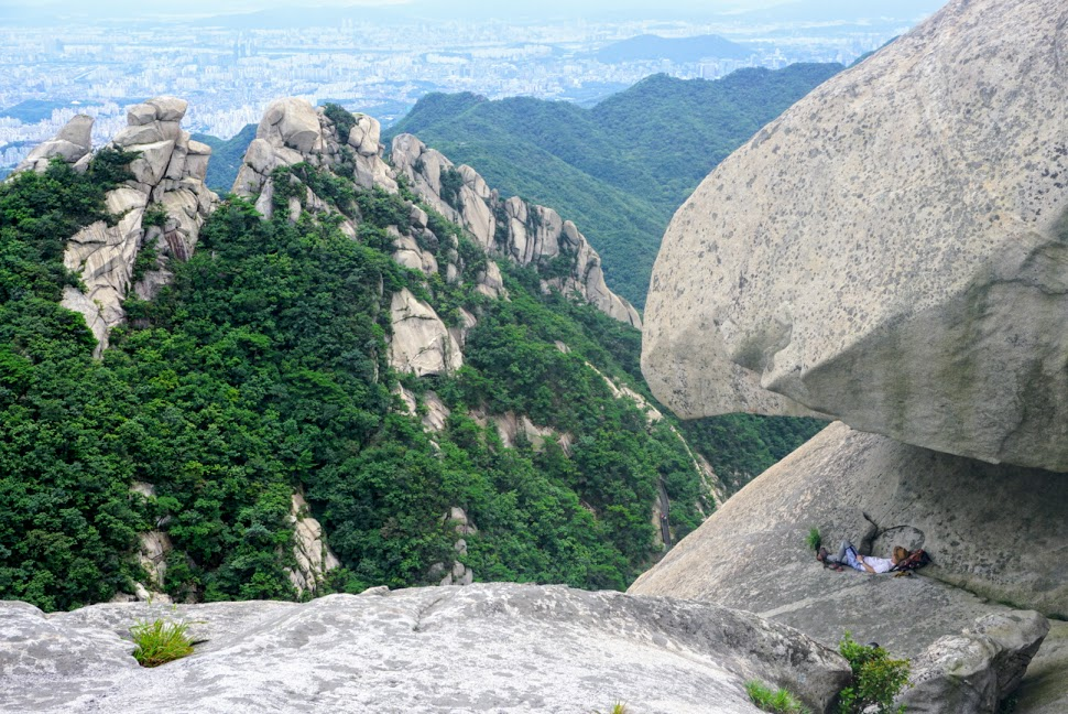 Best Hikes Around the World - Bukhansan National Park