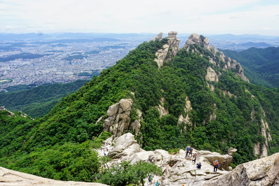 Best hike in Seoul South Korea - Best Hikes Around the World