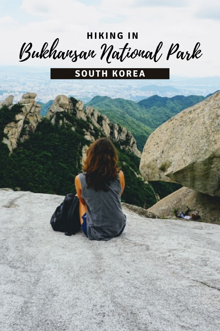 Seoul's Popular Bukhansan Hike: What You Need to Know pin