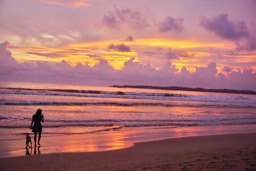 Best of Sri Lanka Sunsets