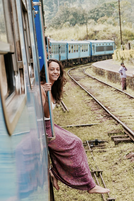 Sri Lanka Itinerary - Train to Ella