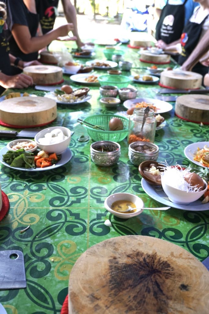 Chiang Mai Cooking Class - Siam Rice Cookery