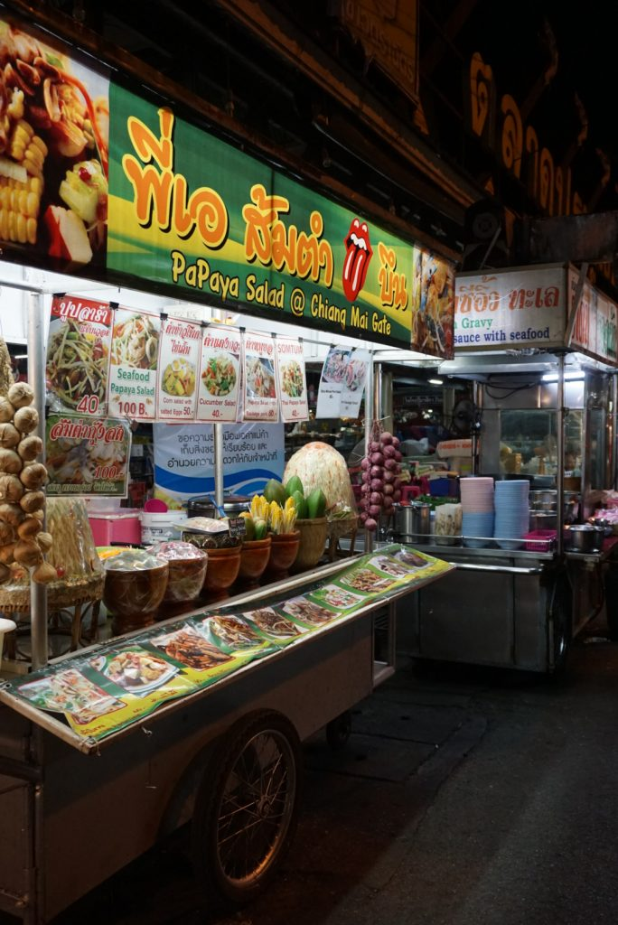 Chiang Mai Guide: Where to Eat, Chiang Mai Gate Food Market