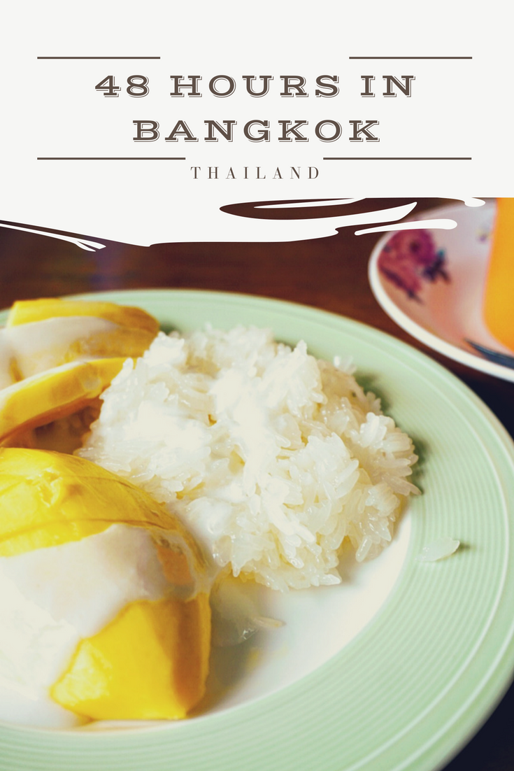 48 Hours in Bangkok, Thailand, travel guide