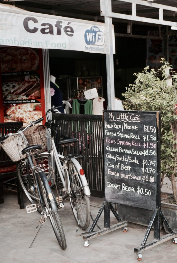 Guide to Siem Reap, Cambodia - Little Cafe