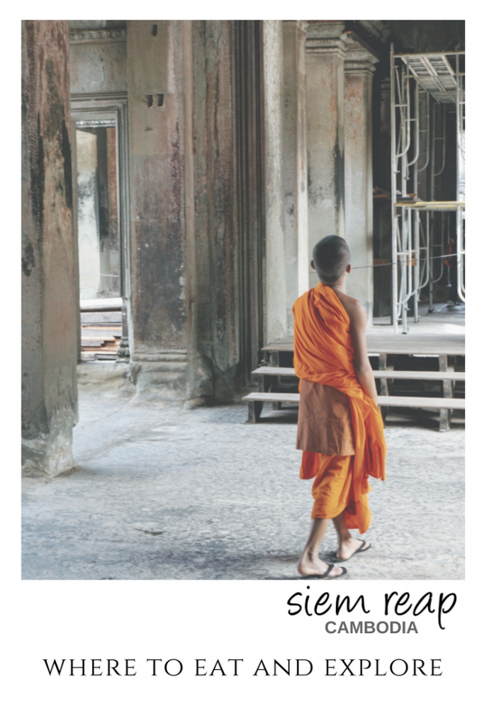 The Best Things to do in Siem Reap - Everything you need to know about what to eat, where to sleep, and what to see!