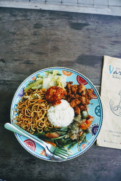 Canggu Restaurant Guide - Varuna Cafe