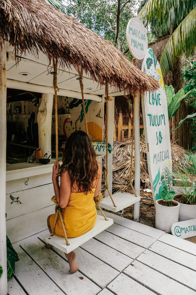 Matcha Mama Tulum - Instagram Photo Spot - Tulum