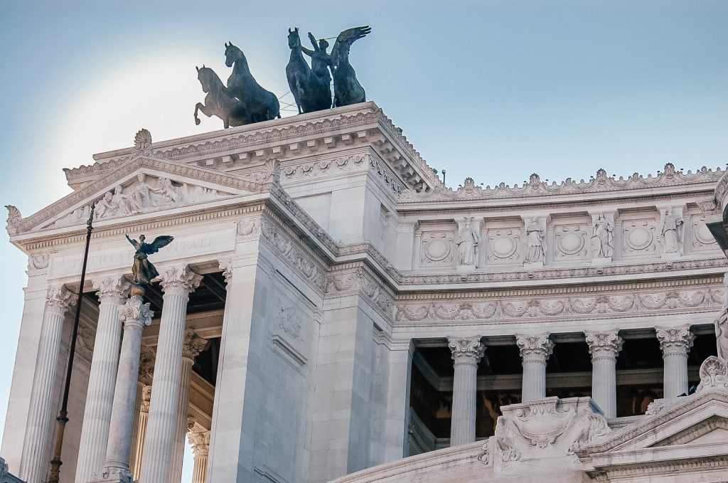 24 hours in Rome: exploring piazza venezia