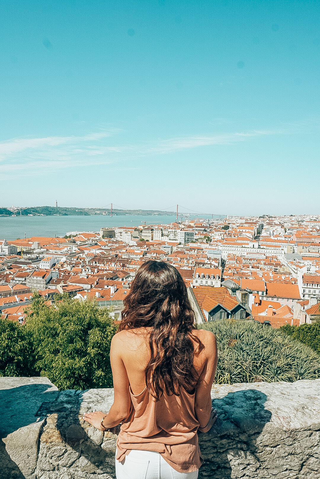 A sight you can't miss in Lisbon - St George's Castle