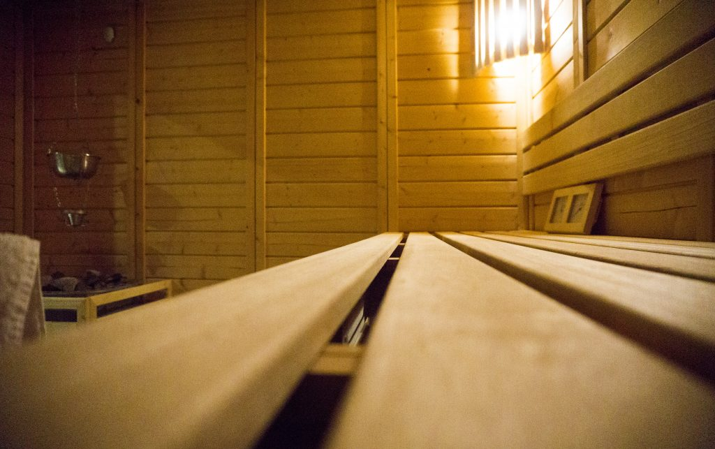 OKKO Hotels - Where to Stay in Paris France - Sauna