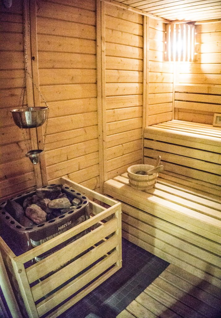 OKKO Hotels - Sauna - Top Paris Hotels