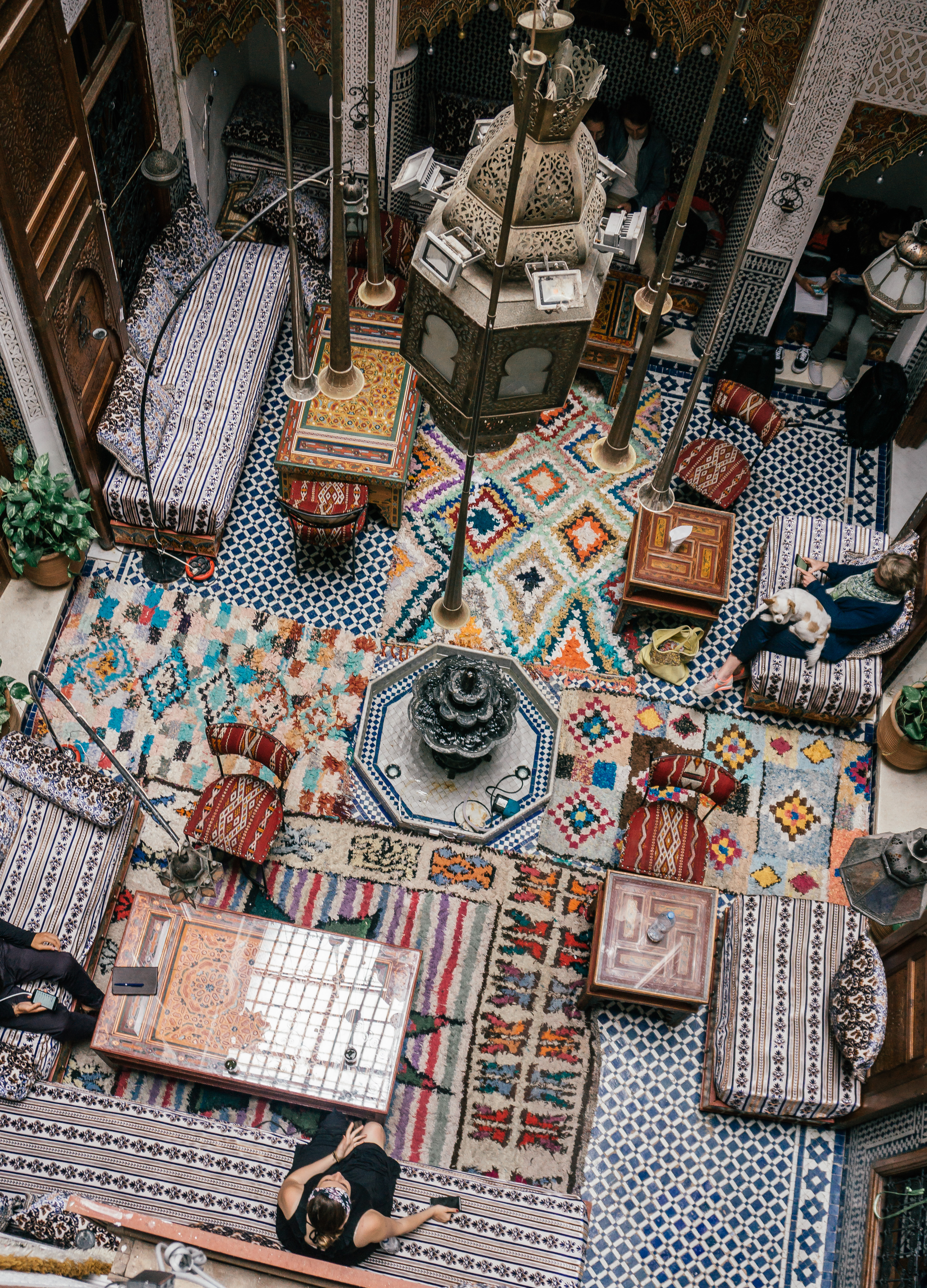 Things to do in Fes, Morocco - Stay at Riad Verus