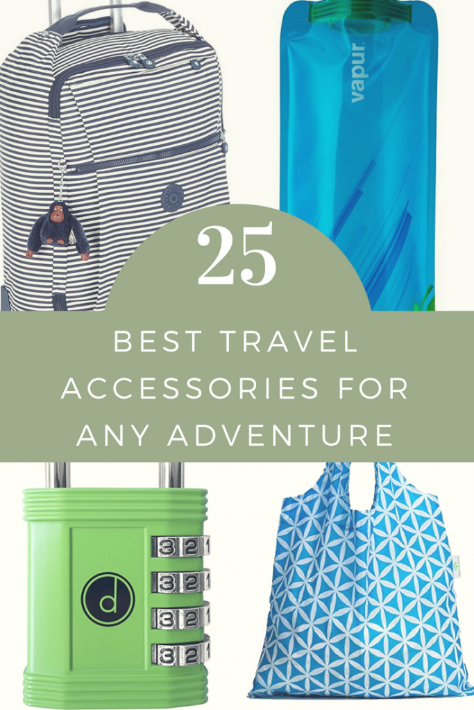 25 Best Travel Accessories