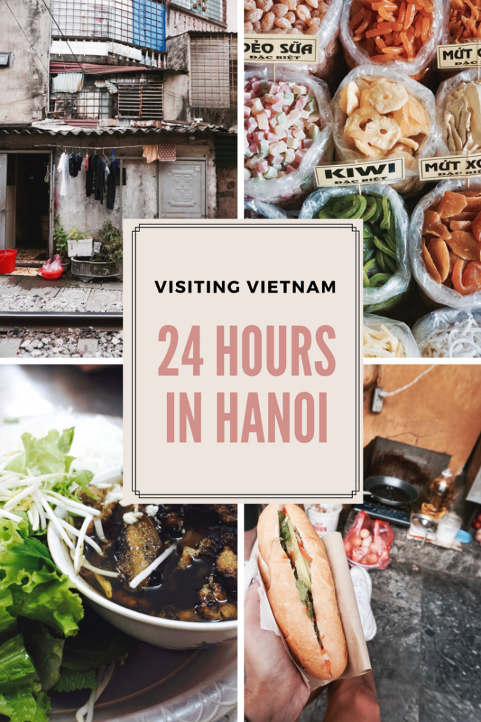 24 Hours in Hanoi, Vietnam - Where to Eat, Sleep, and Explore