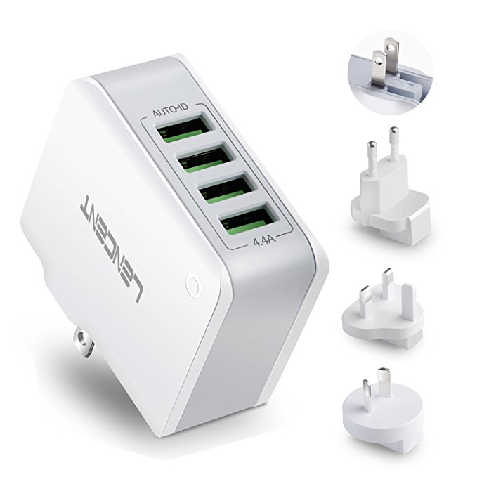 Best Travel Accessories - USB Wall Plug