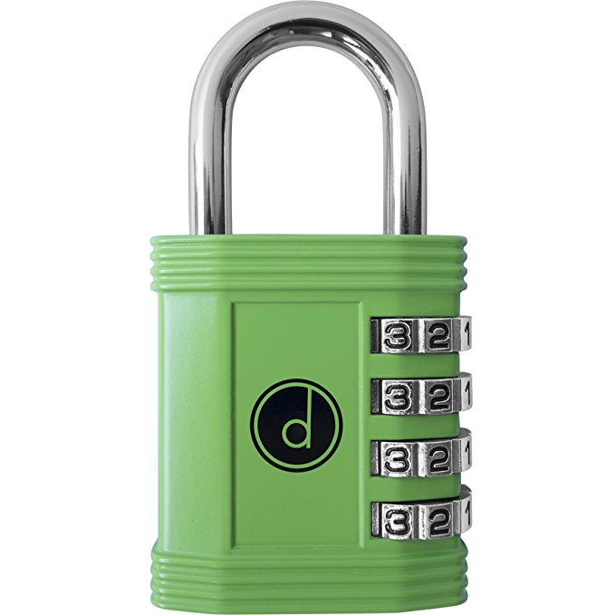 Best Travel Accessories - Combination Travel Lock