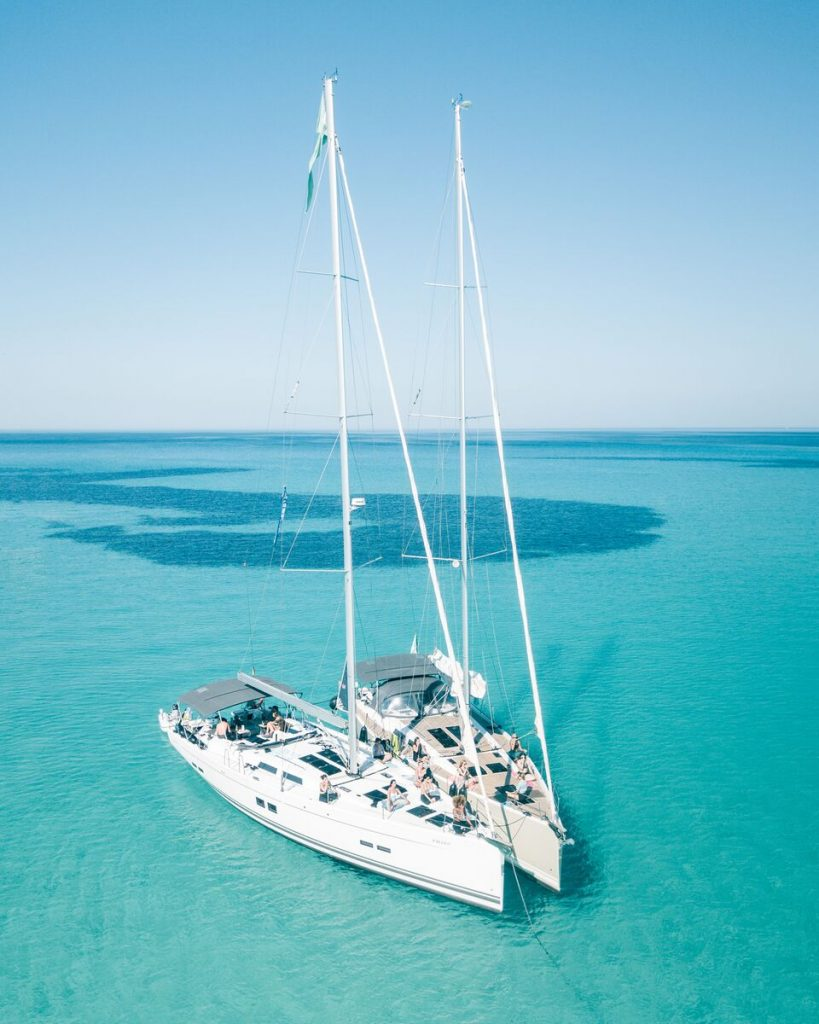 Sailing in Mallorca Spain with IN Adventures