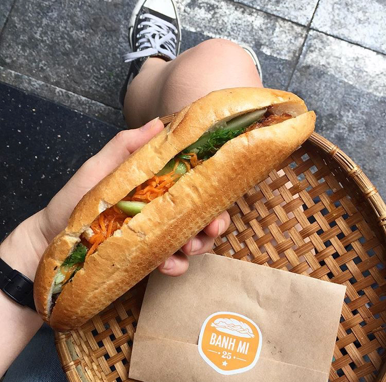 24 Hours in Hanoi - Best Bahn Mi - Where to Eat