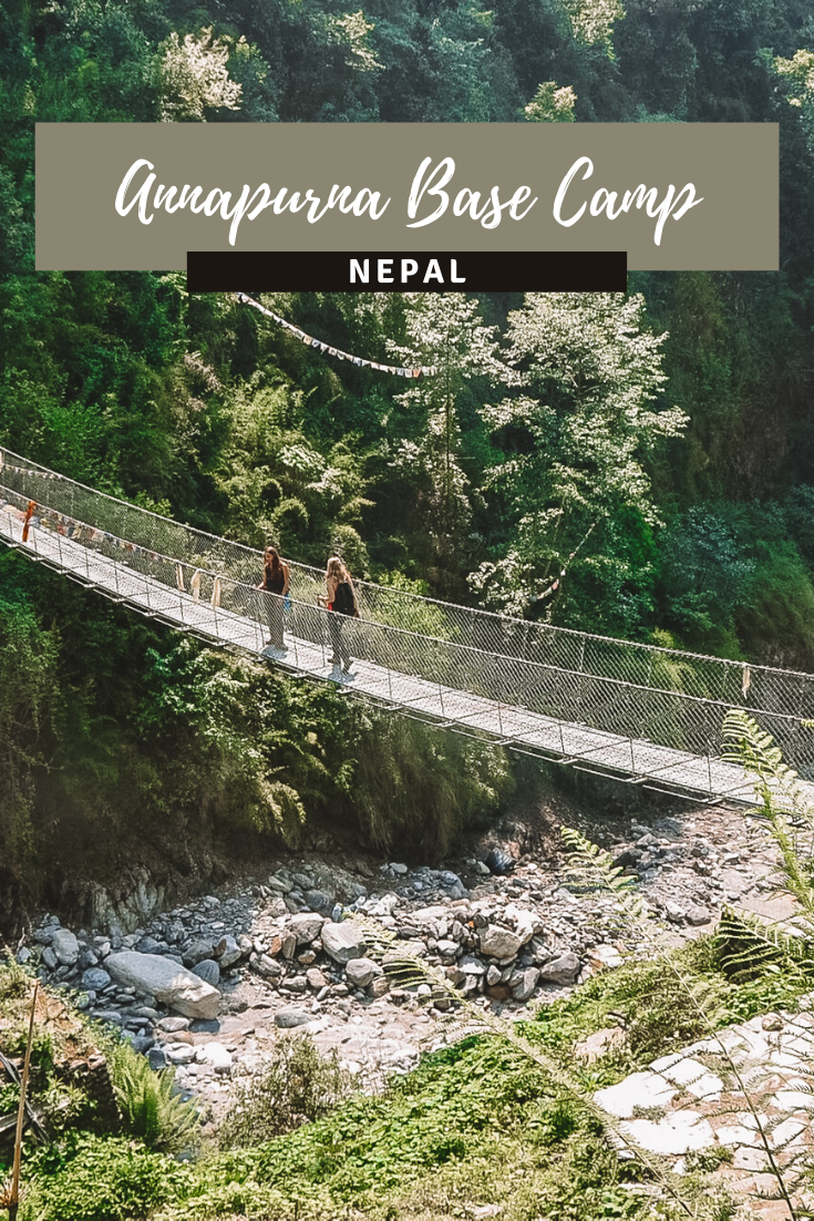 A Guide to the Annapurna Base Camp Trek Pin