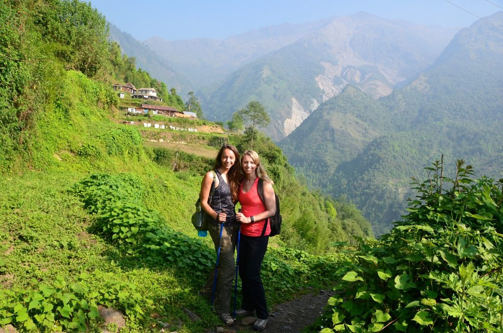 Hiking to Annapurna Base Camp Trek - Nepal - Hot, Sunny Weather - What to Pack