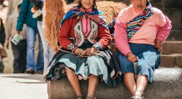 Why you need to visit Peru today - local women