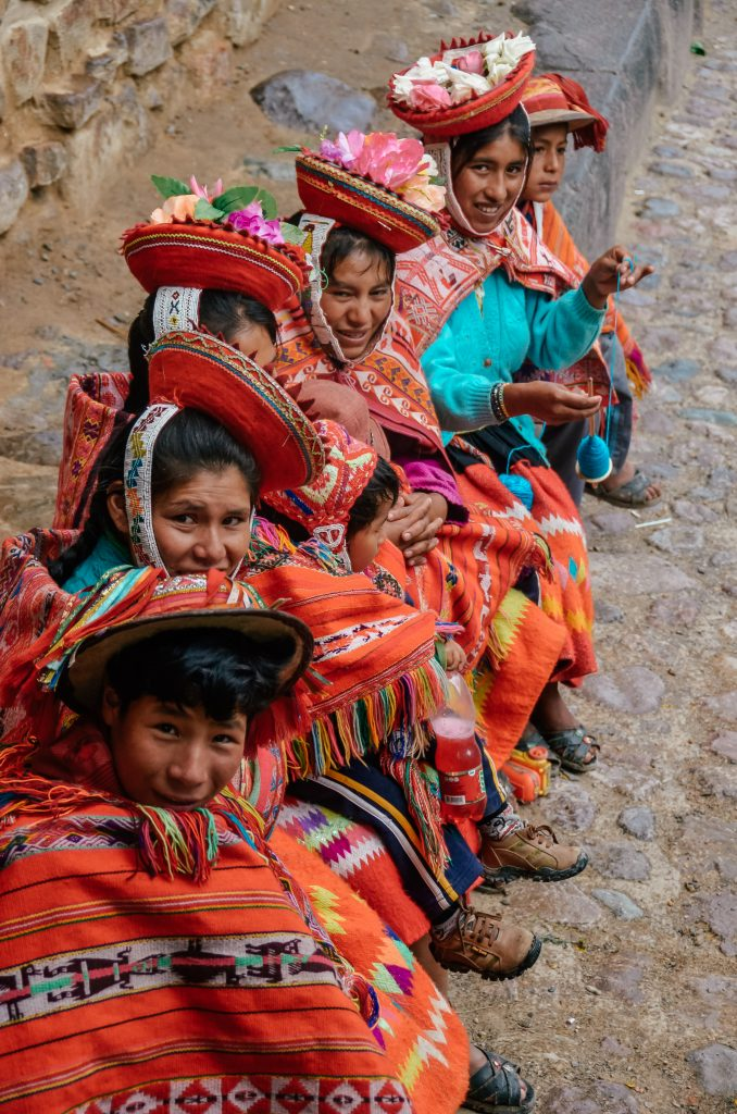 Why you need to visit Peru - local clothing and culture