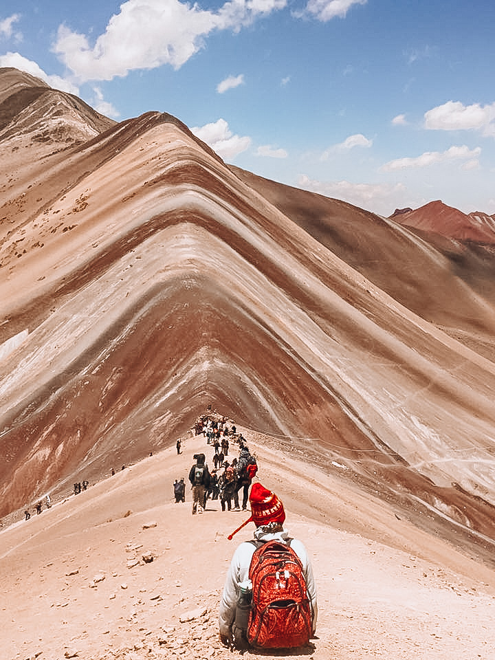 Why you need to visit Peru today - Rainbow Mountain