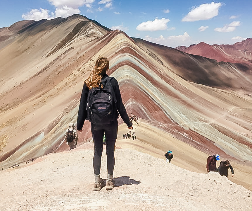 Why you need to visit Peru today - Rainbow Mountain hike