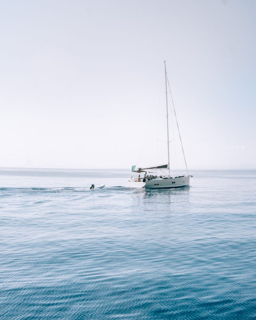Best eco tour in spain - sailing in Mallorca with In Adventures