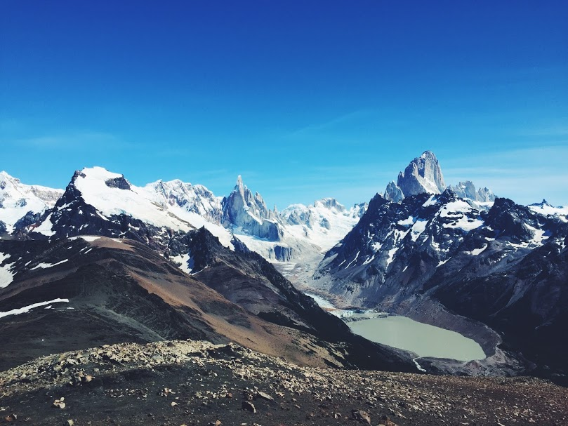 Best Hikes Around the World - Hikes from El Chalten