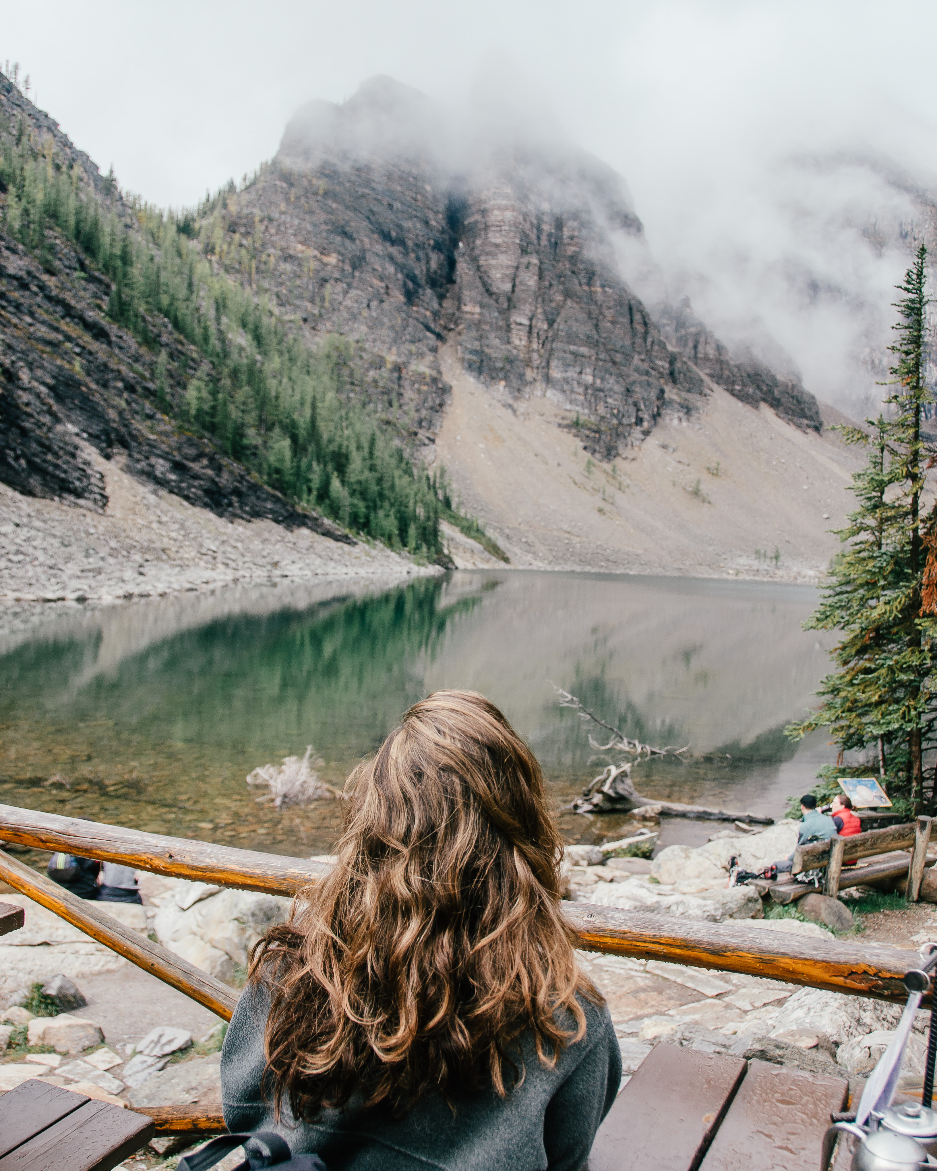 Best hikes in Banff: Lake Agnes Tea House
