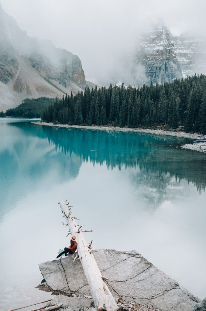 Three Days in Banff - Moraine Lake