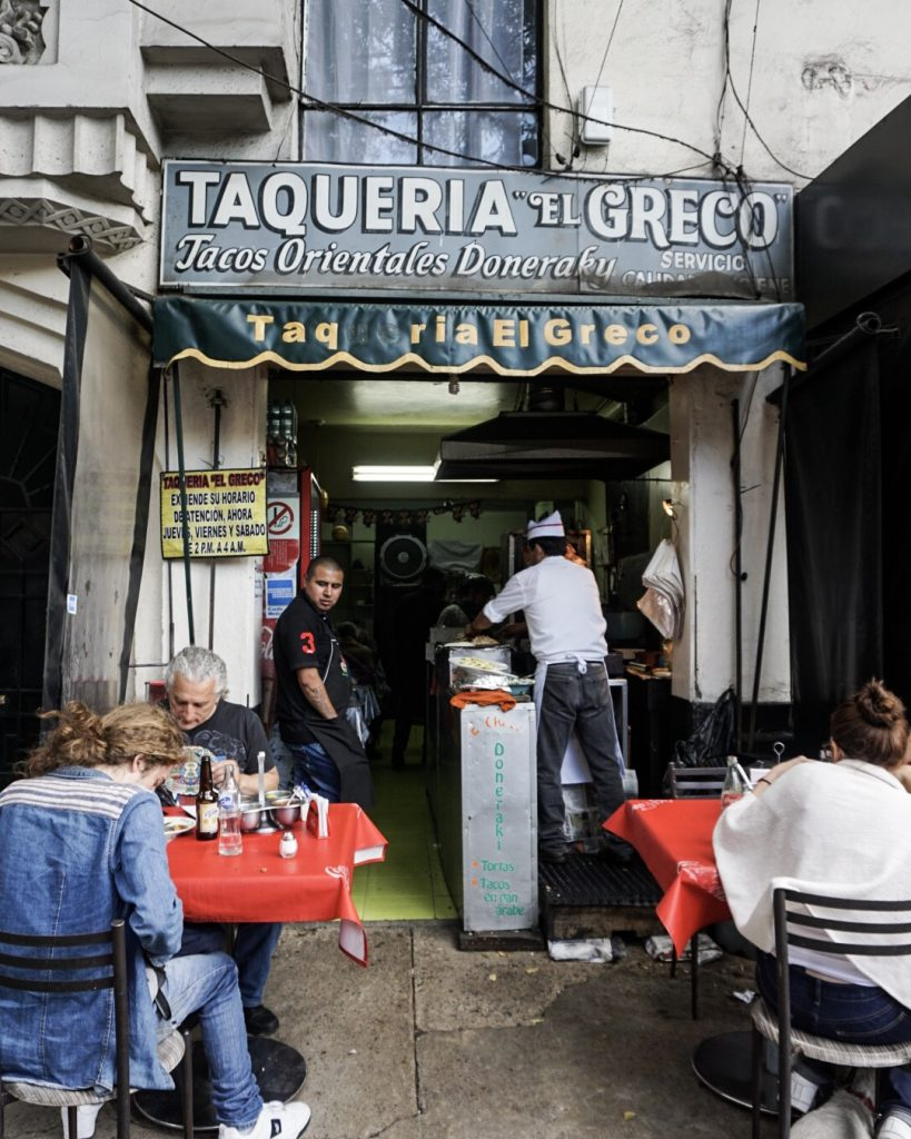 Best Places to Eat in Mexico City