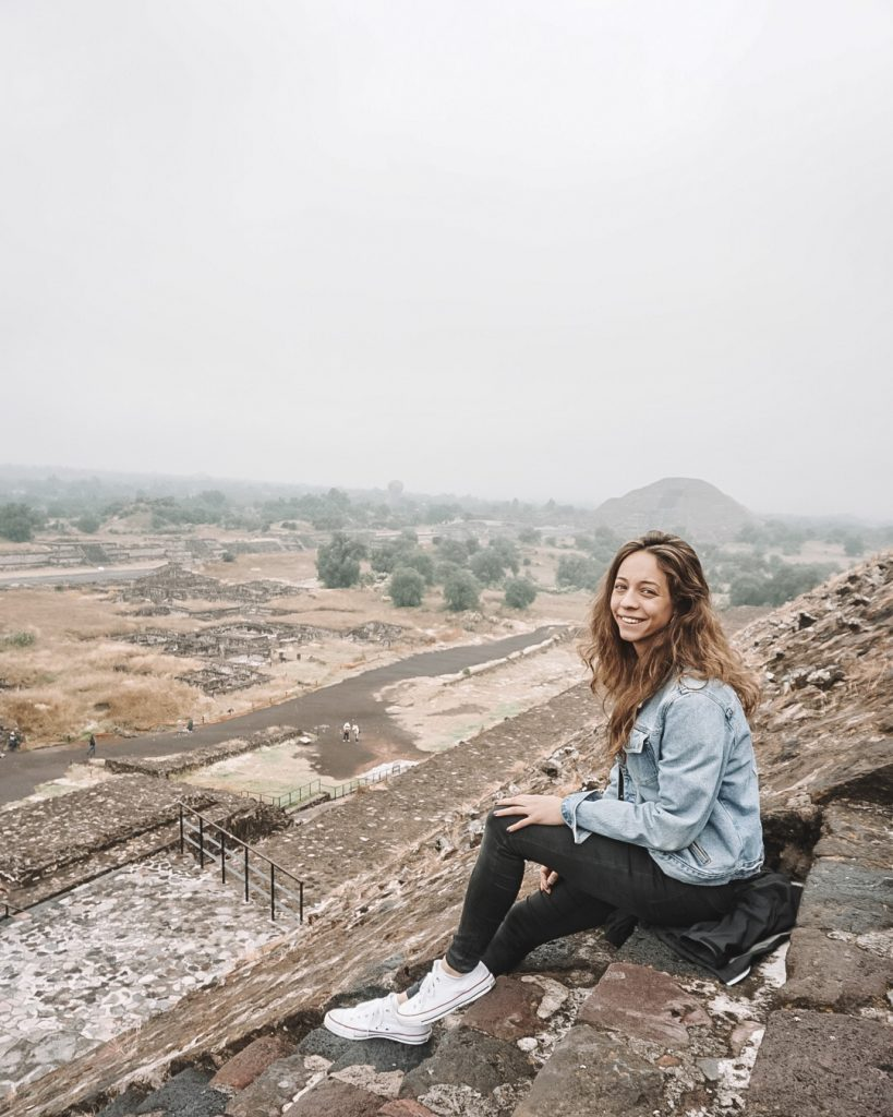 Teotihuacan Pyramids - Three Days in Mexico City