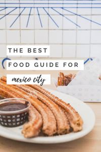 All of the best places to eat in Mexico City - A food guide!
