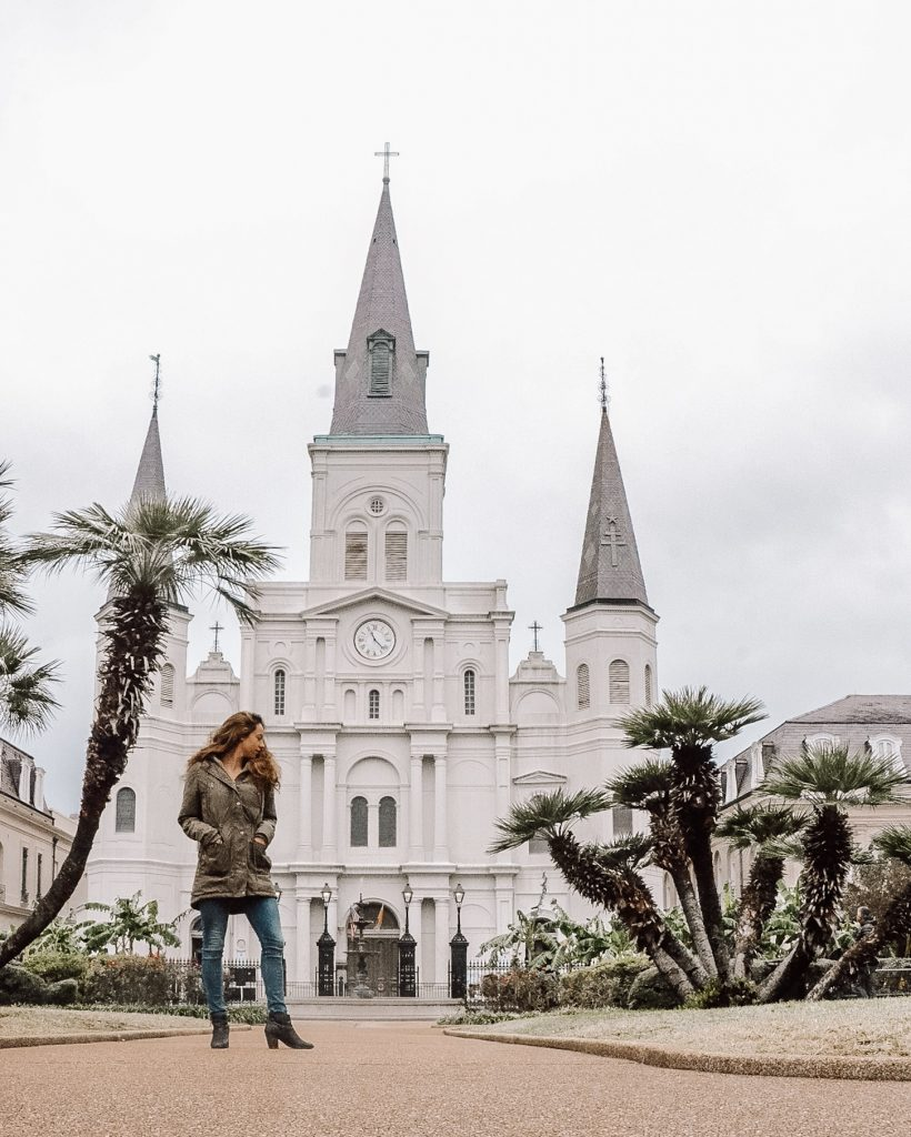 Two Days in New Orleans: Jackson Square