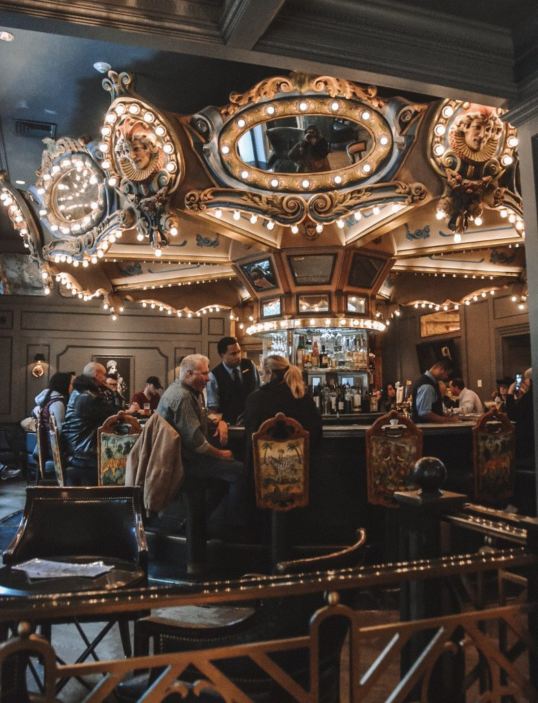 Two Days in New Orleans: Carousel Bar